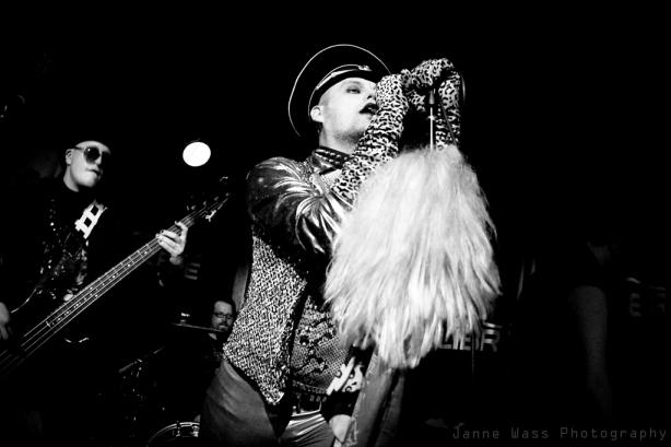 Trashcan Dance på Club Liberté, Hfors, 6.6.2014. Foto: Janne Wass.